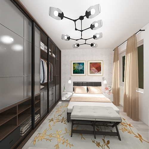 project one Interior Design Render