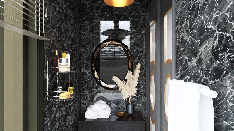 SISI 06 Interior Design Render
