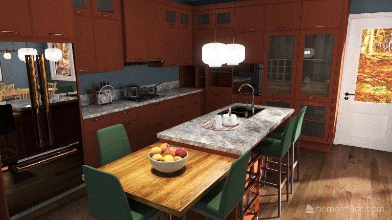 2213 House Interior Design Render