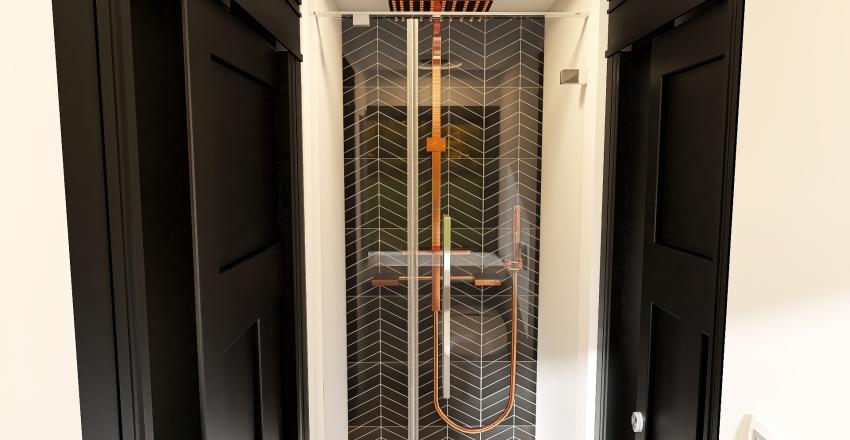 RV living Interior Design Render