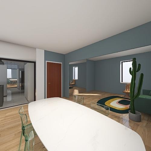 Cerdaca 2 Interior Design Render