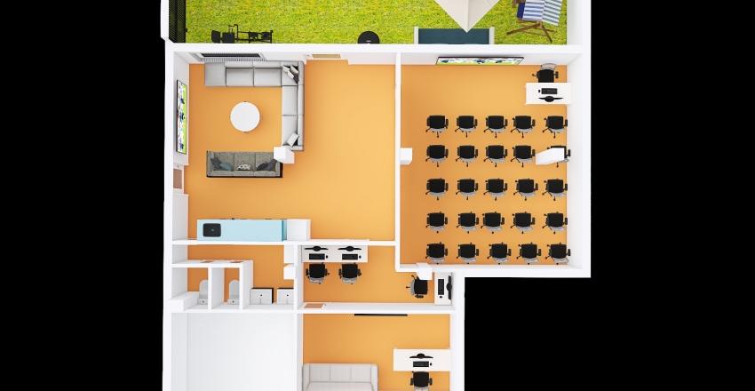 Beit Amitnadev Ver3 Interior Design Render