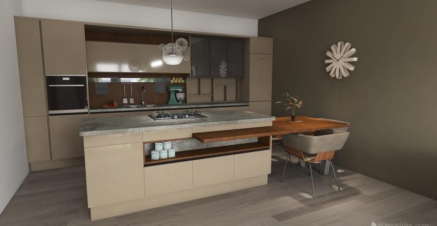 Byt A Interior Design Render