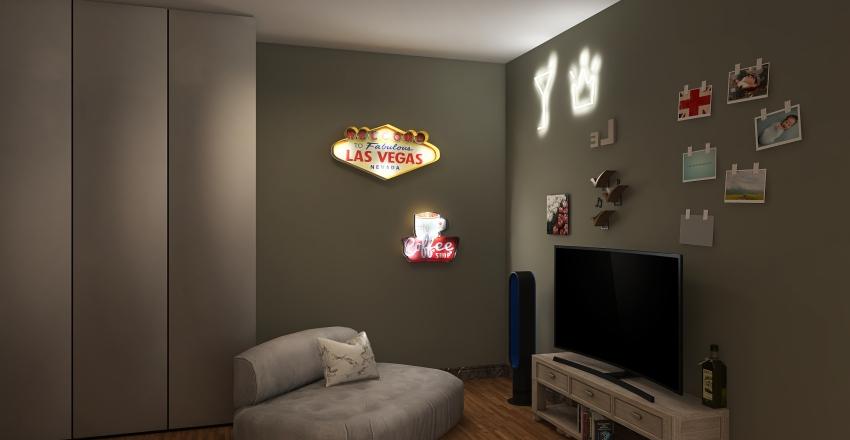 room for a season Interior Design Render
