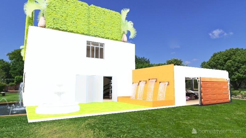 La Casa Interior Design Render