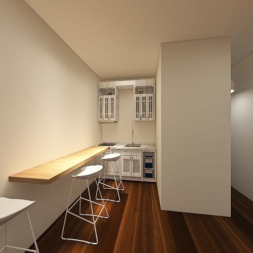 Mathers Interior Design Render