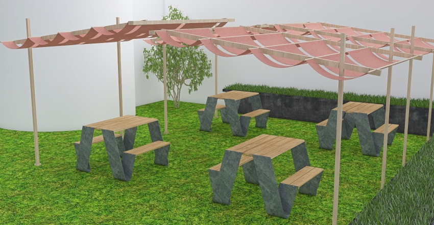 Jardineria Interior Design Render