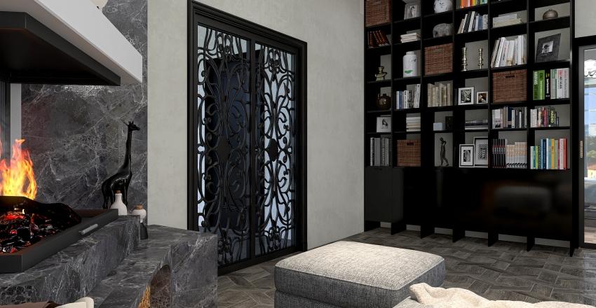 6 bedrooms Interior Design Render