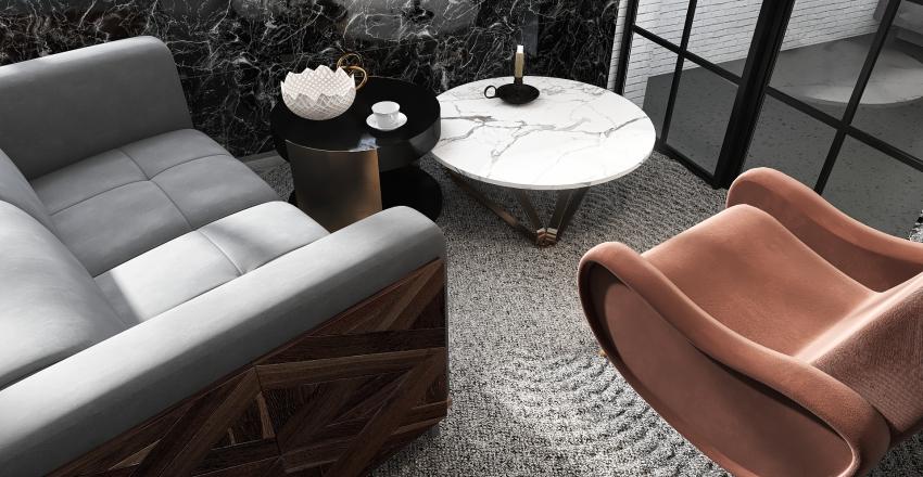 3 story Interior Design Render