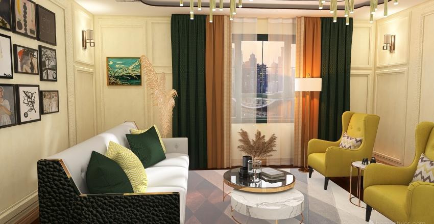 Copy of home Interior Design Render