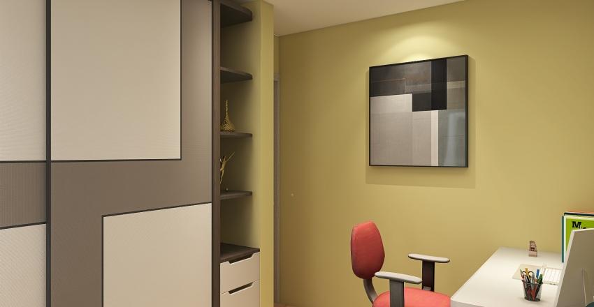 PROYECTO ORDOÑEZ Interior Design Render