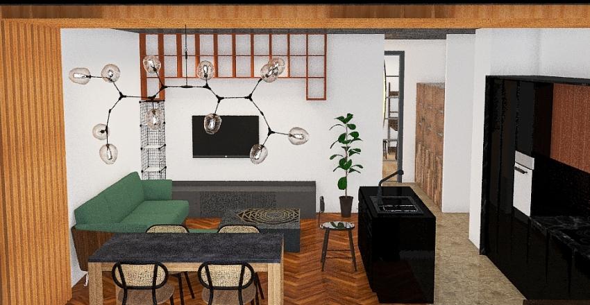 goplana Interior Design Render