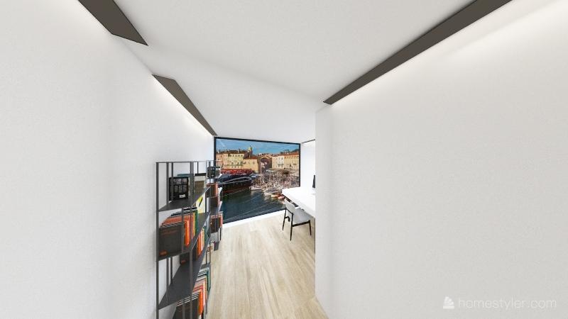DT Dream Home Project Interior Design Render