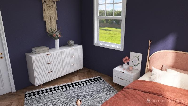 2172 House Interior Design Render