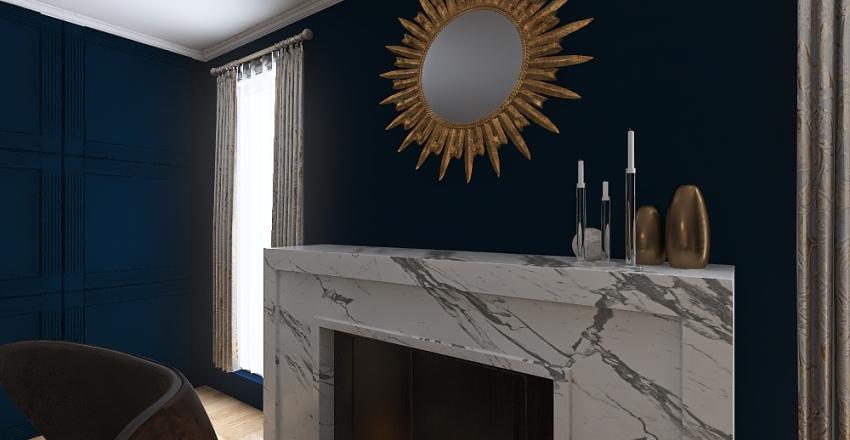 Art Deco - Uniform Dining Interior Design Render