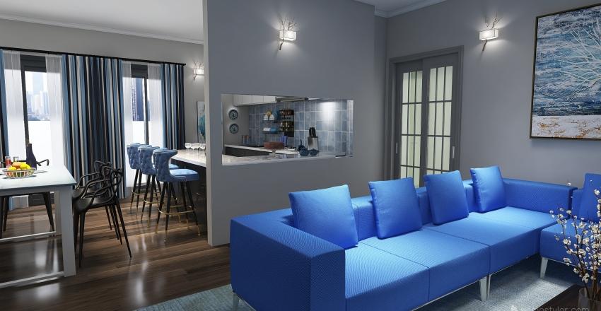 Marconi 1.0 Interior Design Render