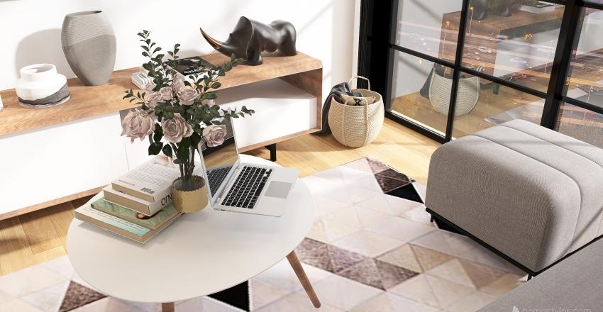Homie Interior Design Render
