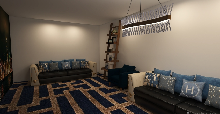 v2_My dream house Interior Design Render