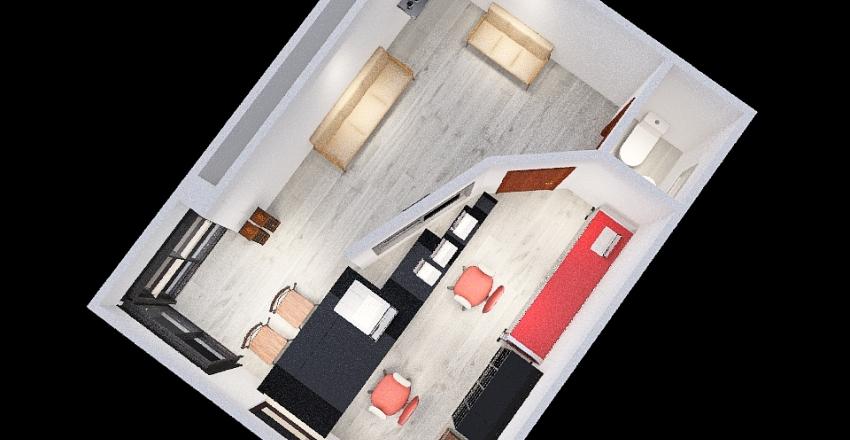Amparo Digital Interior Design Render
