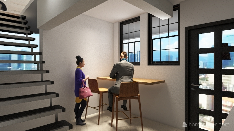 Another copy  of CUPA Interior Design Render