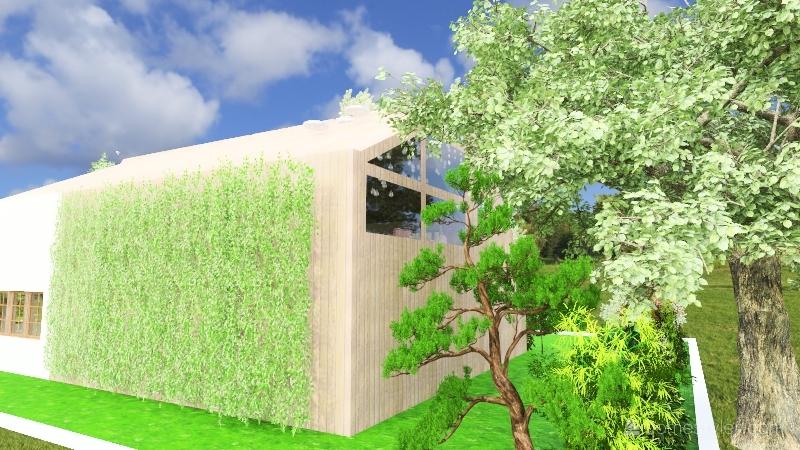 Vila Vilakula Interior Design Render