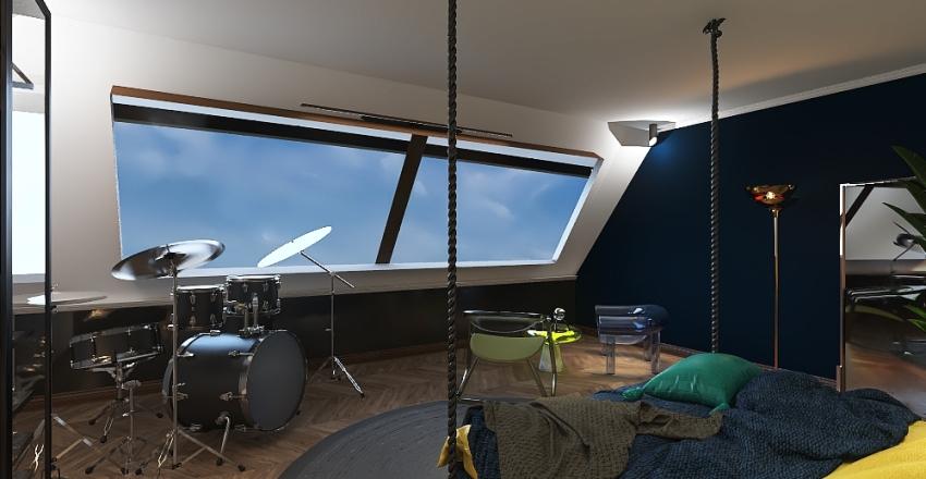 Metal's Dream Interior Design Render