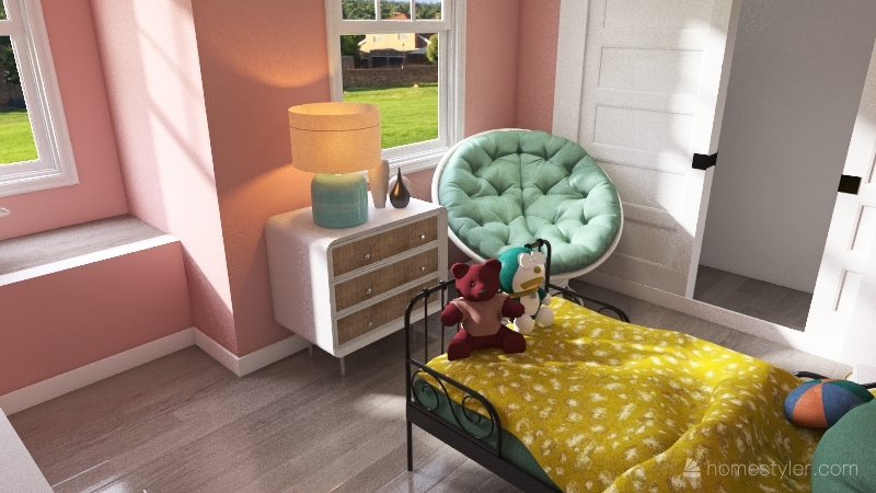3133 House Interior Design Render