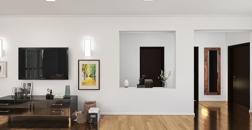 ATLAS 1.0 - 3 BEDROOM Interior Design Render