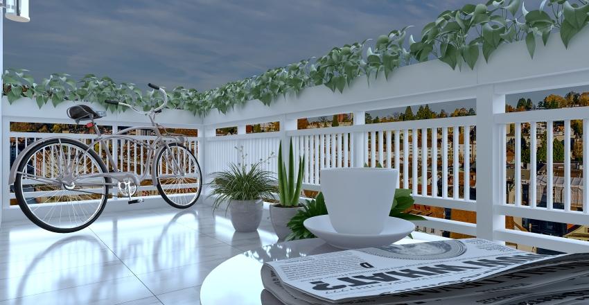 Francois Maison Interior Design Render