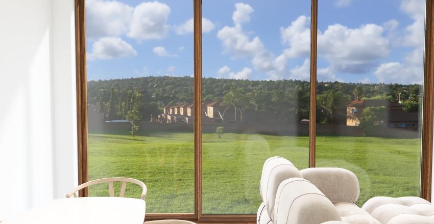 Ivona - Living room Interior Design Render