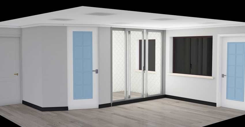 28 кv 7 Interior Design Render