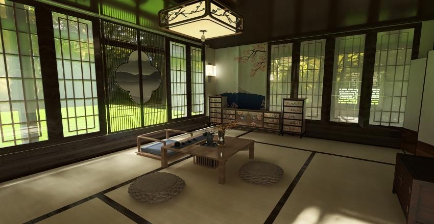 Mori Garden Inspired by  철인왕후 Interior Design Render