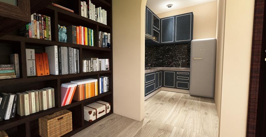 Alba Interior Design Render