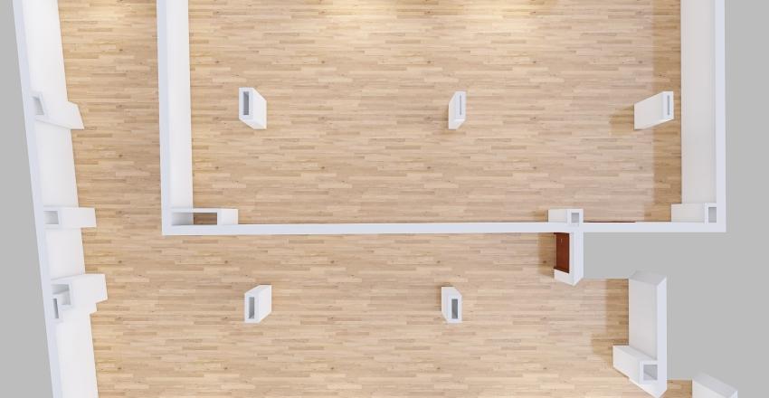 TANO 2 Interior Design Render