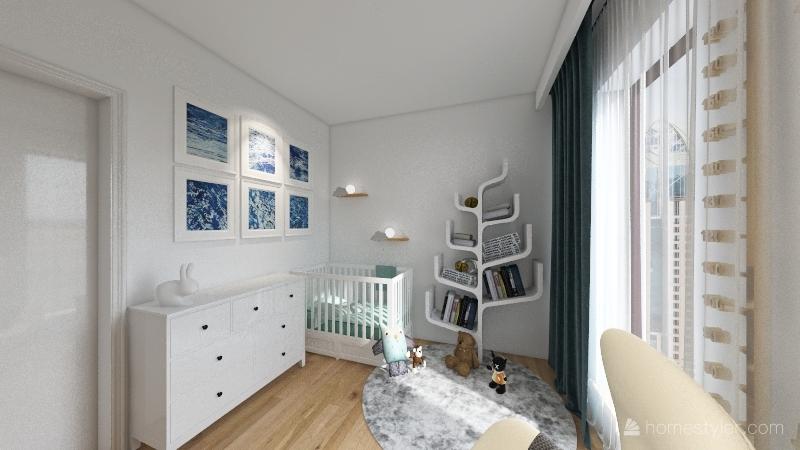 Copy of unnamed dziecko Interior Design Render