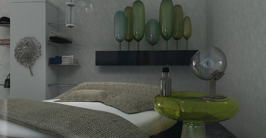 Acrylic Avenue Interior Design Render