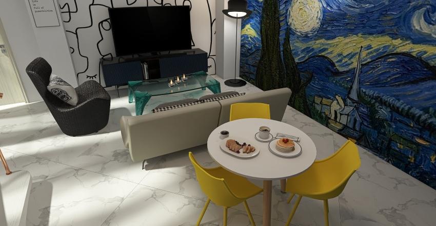 twofloor Interior Design Render