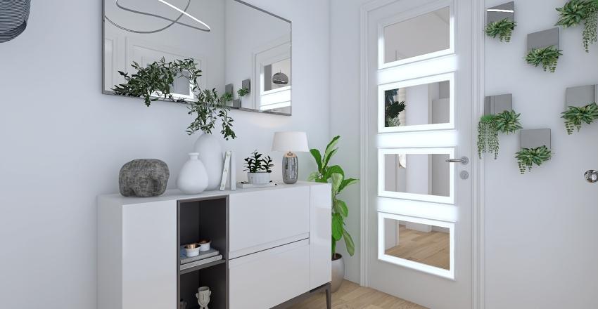 Via Ricciarelli_Ippodromo Interior Design Render