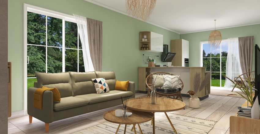 yeni 1 Interior Design Render