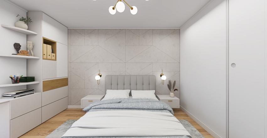 ap columna Interior Design Render