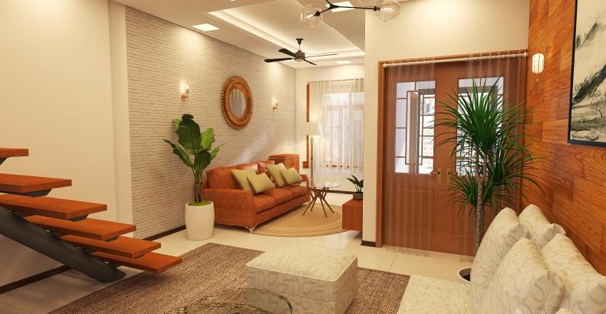 Ayush jain's home Interior Design Render