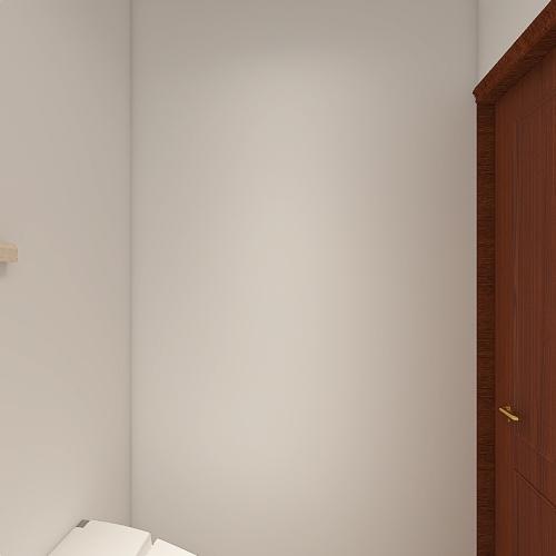 Casa 2 plantas 2 habitaciones Interior Design Render