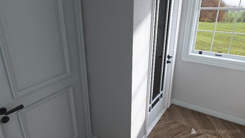 1619 House Interior Design Render