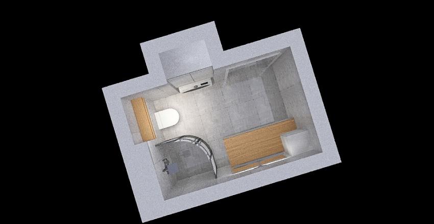 Copy of Łazienka Interior Design Render