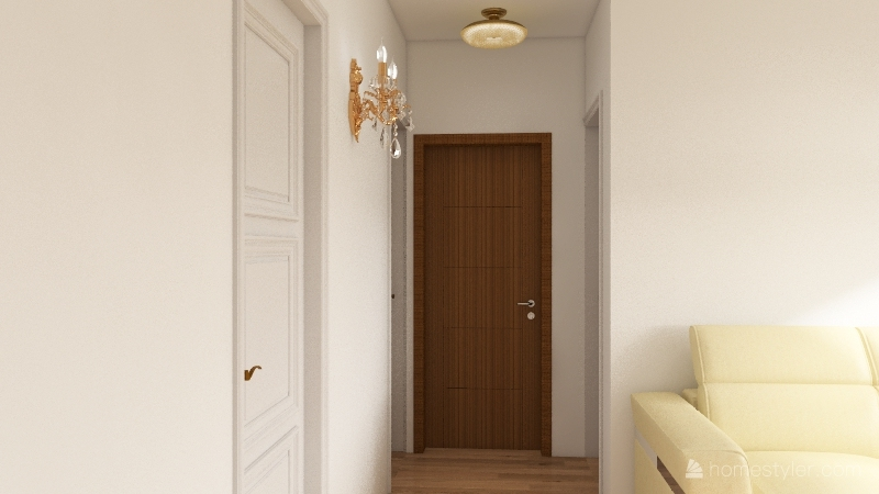 Copy of Copy of small house 6 Interior Design Render