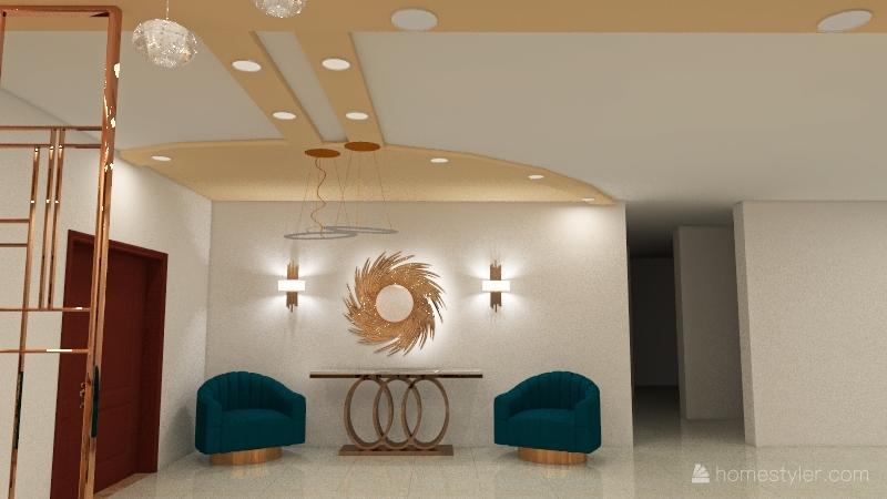 koty first floor Interior Design Render