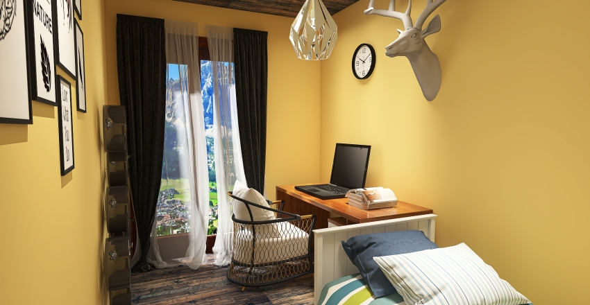 Copy of Proposta Cliente Interior Design Render