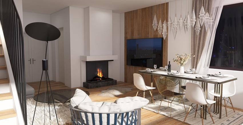 ILONA Interior Design Render