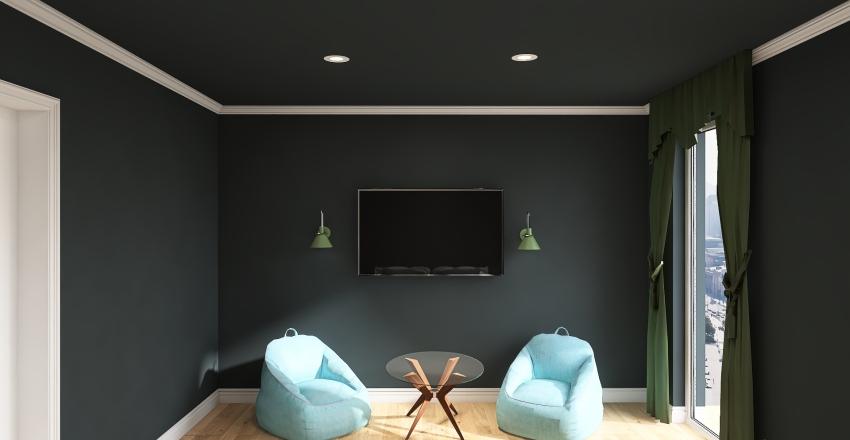 Tiny house #14431 Interior Design Render