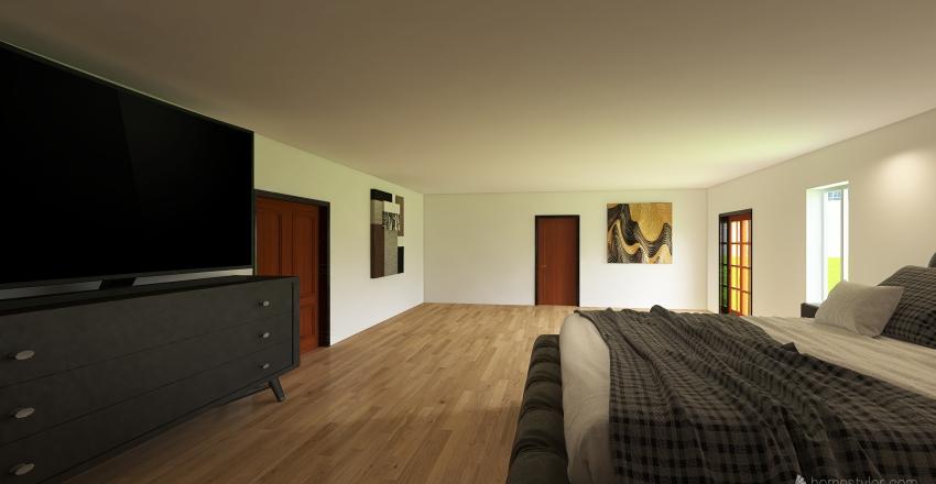 Spencer's-first-project Interior Design Render